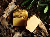 Lemon Myrtle, May Chang, Lemon and Eucalyptus Olive Oil Soap