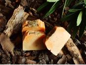 Cedarwood, Cinnamon and Orange Olive Oil Soap