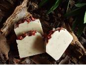 Palmarosa, Lavender and Rosemary Olive Oil Soap
