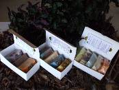 Gift Box Combination 3 (This choice contains 2 vegetable soaps)