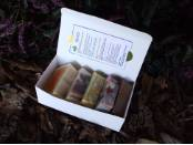 Gift Box Combination 6 (This choice contains 5 vegetable soaps)